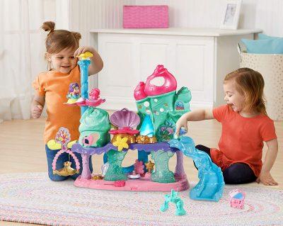 VTech Go! Go! Smart Friends Shimmering Seashell Castle 4