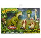 Giganto & Friends Toy Action Figures