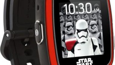VTech Electronic Star Wars Stormtrooper Camera Watch