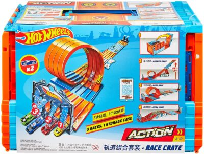 Hot Wheels Crate