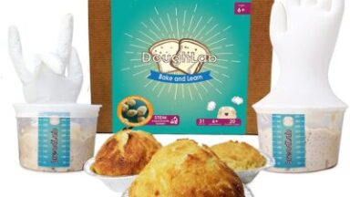 Microbes Doughlab STEM Kit Bake and Learn
