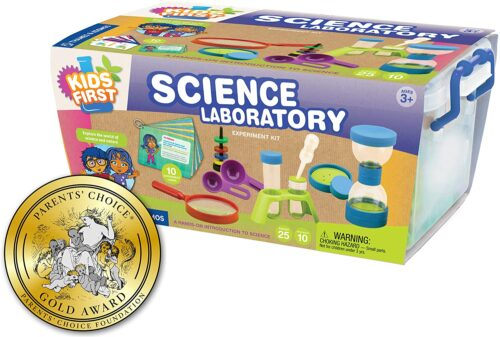 Thames & Kosmos Kids First Science Laboratory Kit